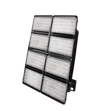 IP65 1600W LED Flood Lighting untuk Stadion