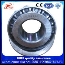 Rodamiento de rodillos cónicos de garantía de calidad (32306)