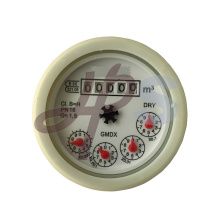 mecanismo de medidor de água