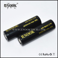 CE&ROHS Certified Enook 2600mah 18650 Battery