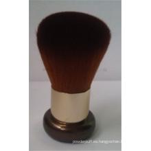 Classic Popular caliente polvo profesional Kabuki cara cepillo
