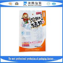 Sacs d'emballage alimentaire haute température