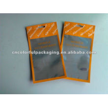 Saco De Embalagem De Plástico Para Caso De Telefone Celular