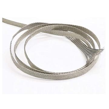 Einzigartige geflochtene Kupferhülse aus Mesh