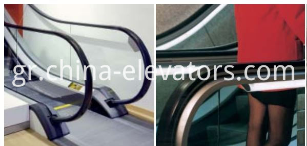 Moving Rubber Handrail for Schindler Escalators