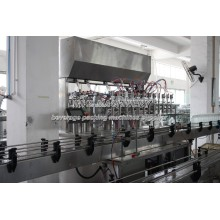 Automatic Soap Liquid Filling Machine