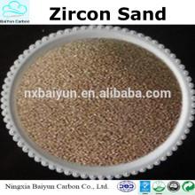 Le meilleur fournisseur de sable de zircon avec le prix concurrentiel