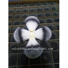 Customized Synthetic Hair Shaving Brush Knot