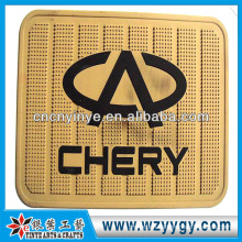 Customized design soft pvc non slip mat for car