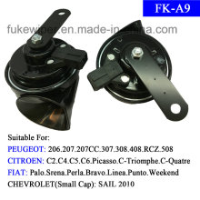 Speaker Horn Siren Horn Auto Horn in Hella Type for Peugeot Fait