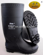 cheap pvc safety shoes with steel toe midsole