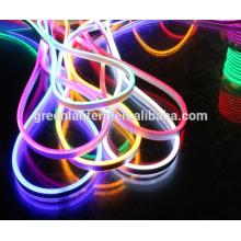 Luz de tira conduzida flexível impermeável da CA 110V-220V SMD 2835 da luz de néon do diodo emissor de luz com preço de fábrica