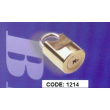 Brass Padlock (1214)