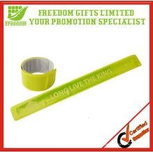 Bande réfléchissante adaptée aux besoins du client de PVC de logo de promotion