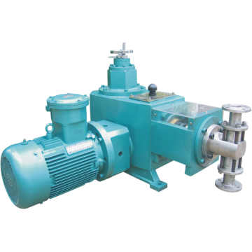 J-T Big Size Industrial Chemical Plunger Injection Pump
