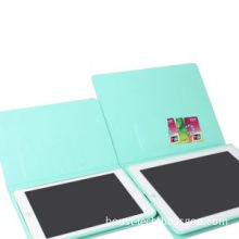 Boust Cute Color Bow Knot Stand Leather Credit Card Set Smart Case Cover for iPad 2 3 4 BST-ACJU