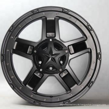 16 Zoll Leichtmetallfelge für Auto Leichtmetallfelgen Räder Aluminiumfelgenfelgen Shanghai CB110
