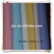 Tissu polyester / coton teinturé