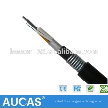 Cable de fibra óptica GYTA