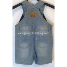 new fashion kids denim overalls/suspenders