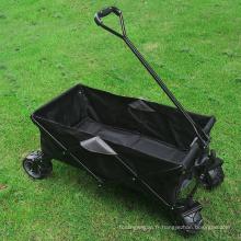 Chariot de jardin pour chariot de chariot robuste en tissu Oxford