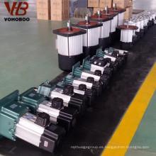 alta calidad 3kw 4hp teco motor trifásico de inducción de CA eléctrico