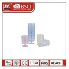 copo plástico 0,24 L 5 pcs