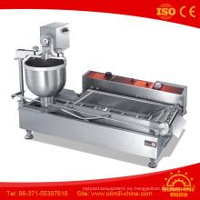 T-100 High Configuration Máquina de Donut Automático de Acero Inoxidable