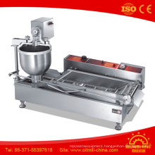 T-100 High Configuration Stainless Steel Automatic Donut Machine