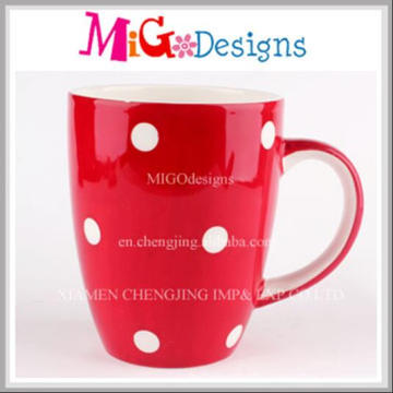 Wholesale Unique Birthday Gifts Handmade Ceramic Mug