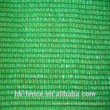HDPE 100g / m2 verde 60% máscara de sombra taxa de compensação ISO fábrica
