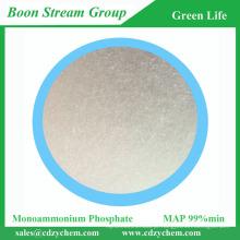 Fertilizante composto de N & P eficaz alto fosfato monoamônico