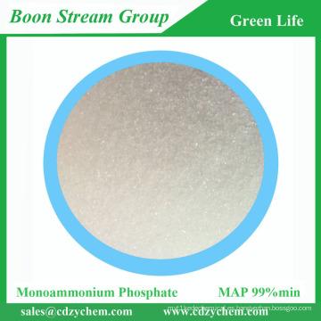 Fosfato de monoamonio como agente tampón