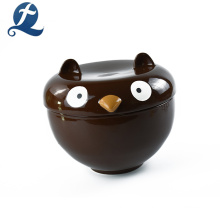 2020 Fashion New Popular Cheap Custom Lovely Ceramic Soup Bowl with Lid
