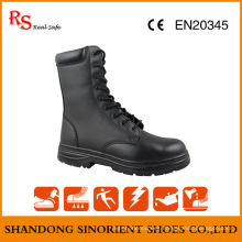 High Glossy American Military Boots Snf568