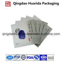 Bolsas de embalaje modificadas para requisitos particulares de la máscara facial del papel de aluminio de la venta superior
