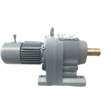 R Series Brake Motor Helical Transmission Gearbox