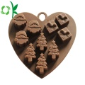 Heart shaped chocolate decoration candy molds