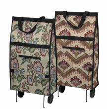 Wiederverwendbare Einkaufstasche mit Rollen (SP-501)