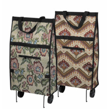 Reusable Wheeled Shopping Bag (SP-501)