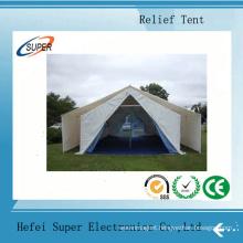 Waterproof Canvas Easy Open Flexible Best Disaster Relief Tents