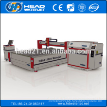CE certificate HD 2030BA-380 high pressure water jet laminated glass cutting machine