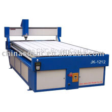 JK-1224 MDF wood cutting machine with fast working speed in stock