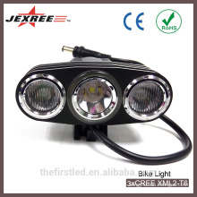 JEXREE Cree-XM-L2 BAT Model CREE LED BIKE LIGHT