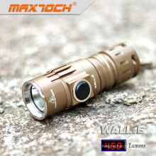 Maxtoch mur. E 5w CR123 U2 lampe de poche aluminium Mini lampe de poche