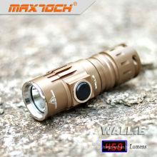 Maxtoch parede. E 5w CR123 U2 lanterna alumínio Mini Lanterna