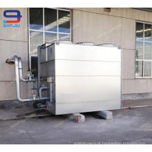 Não Rodada de Refrigeração com Água de Macine GHM-300 / Cross Flow superdyama Torre de Resfriamento de Circuito Fechado