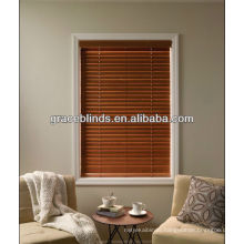 35mm / 1.5'' Wood Blinds with cord tilt mechanism