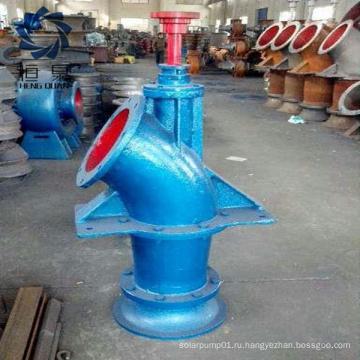 Переменный расход водяного насоса