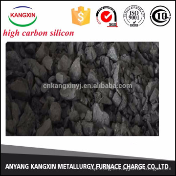 China Henan compra directa de productos con alto contenido de carbono FeSi a granel superventas